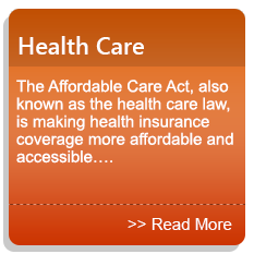 Health Care - The Affordable Care Act, also known as the health care law, is making health insurance coverage more affordable and accessible