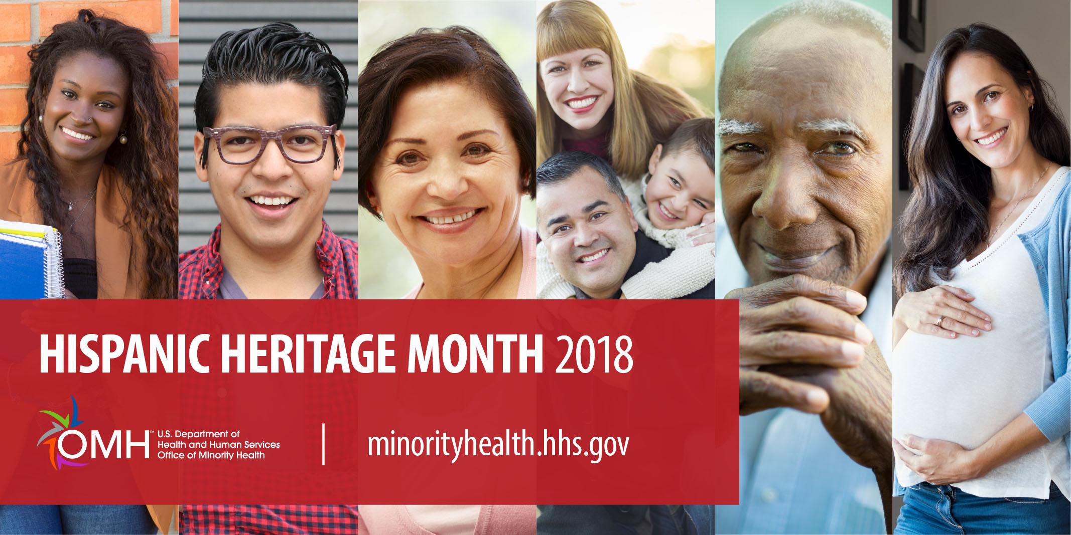 hispanic heritage month the office of minority health