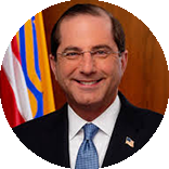 Secretary Alex Azar, JD, Secretary of the U.S. Department of Health and Human Services