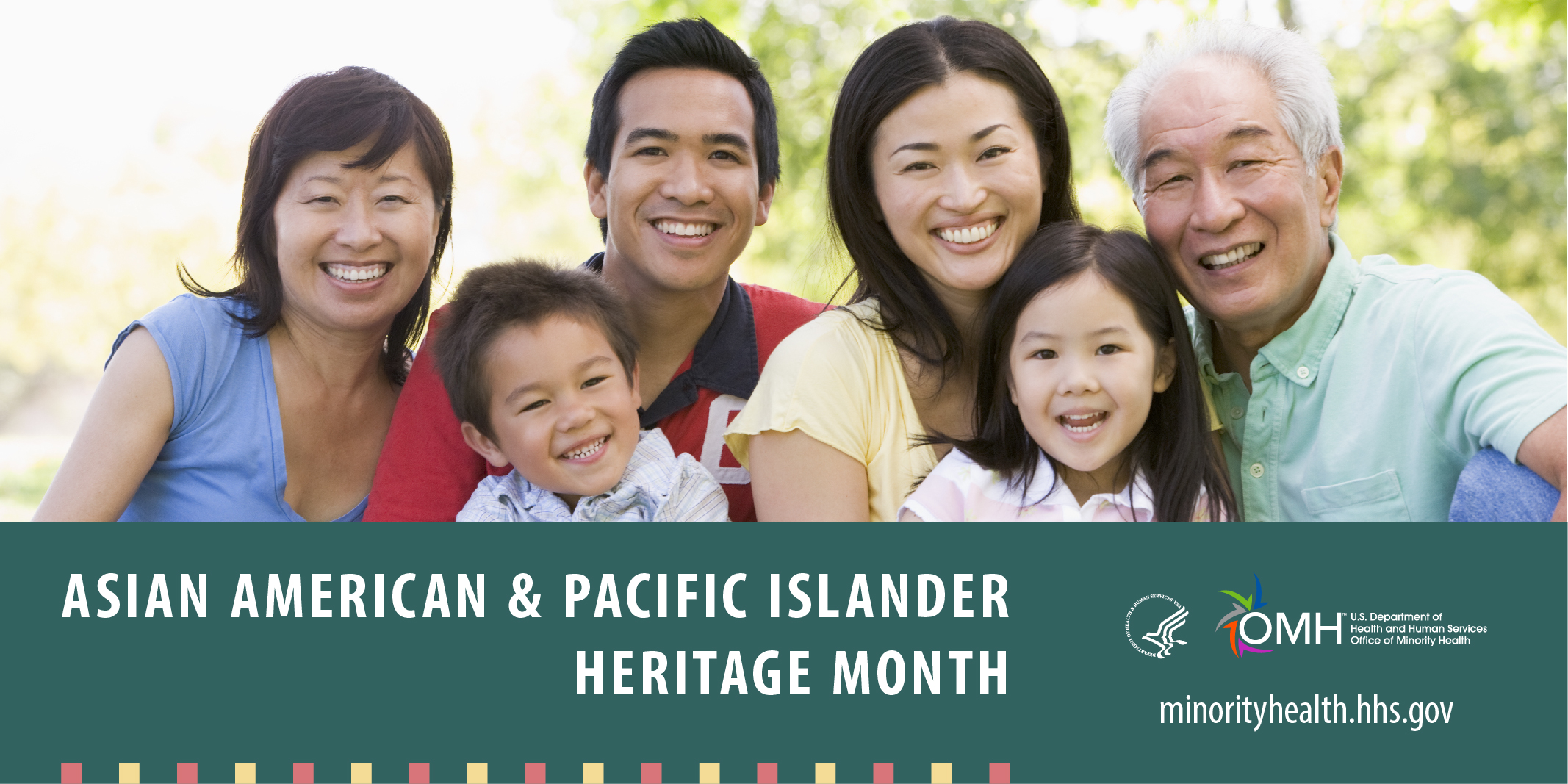 Asian American and Pacific Islander Heritage Month 2020