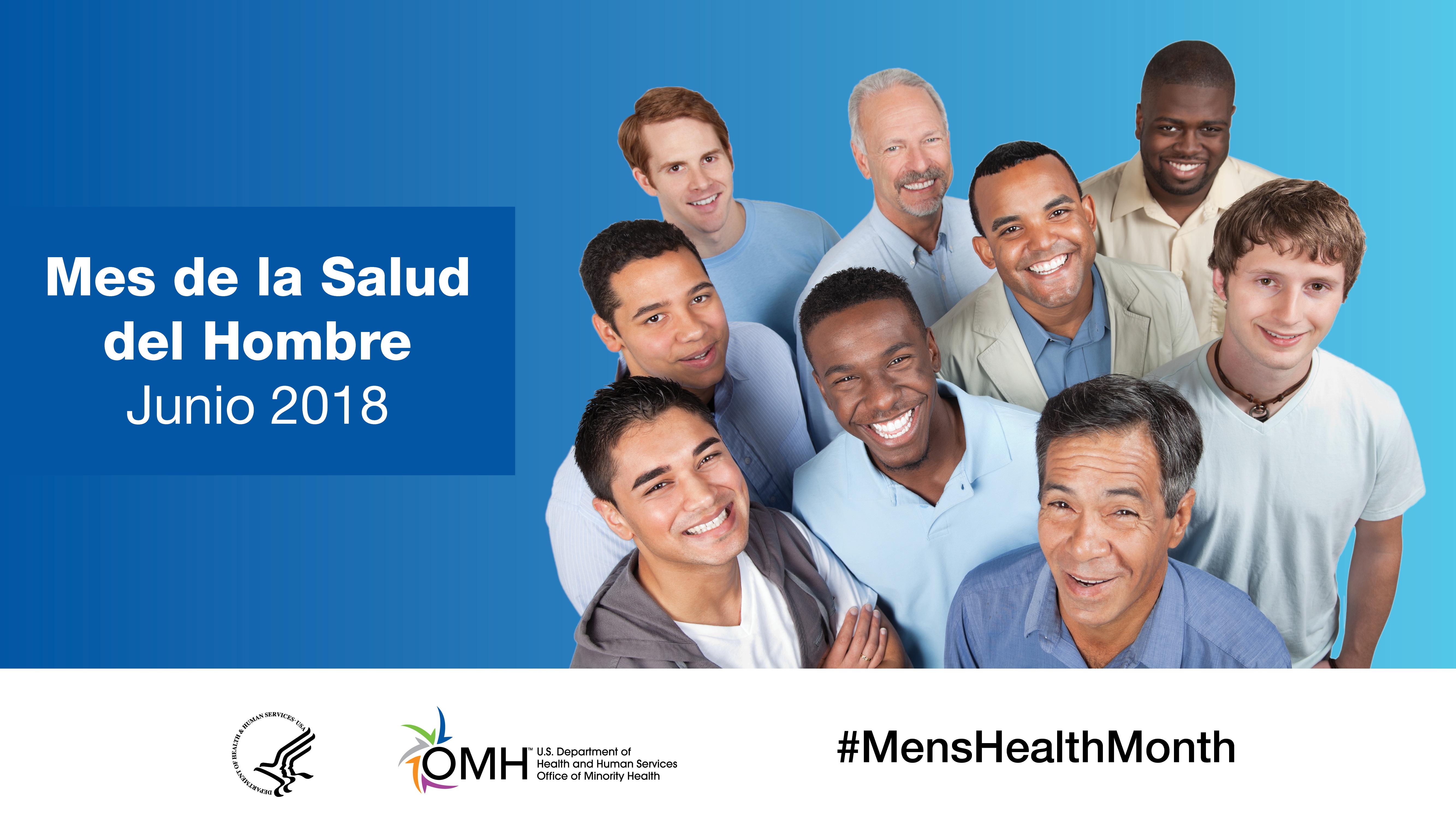 Mes de la Salud del Hombre