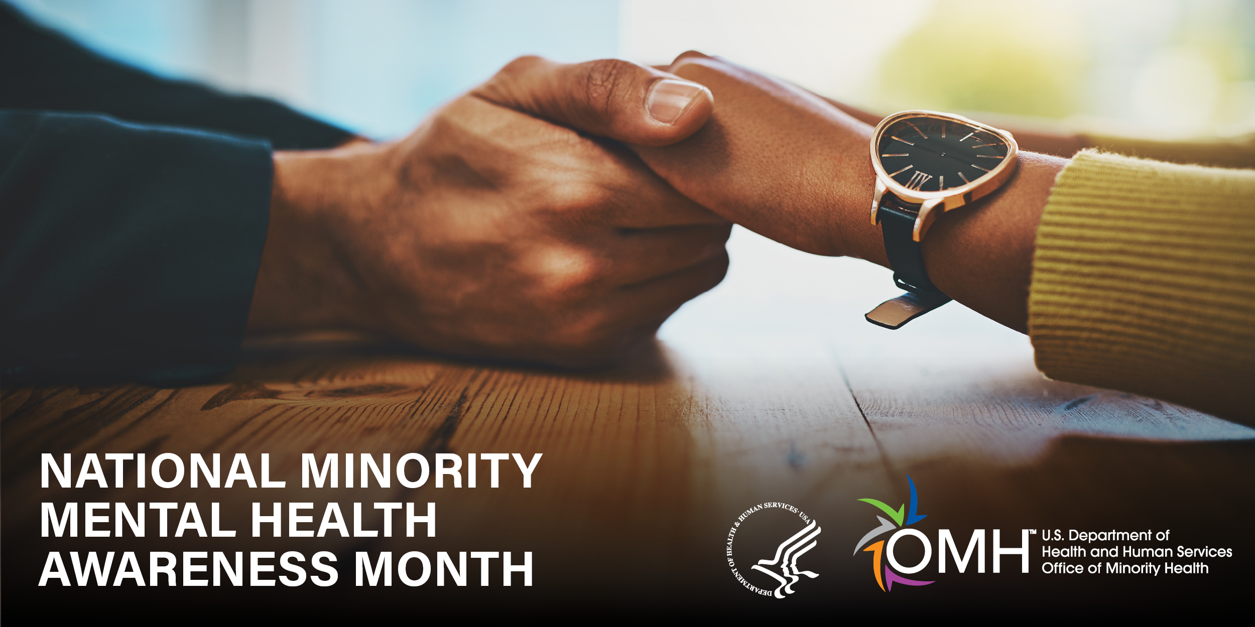 Minority Menthal Health Month
