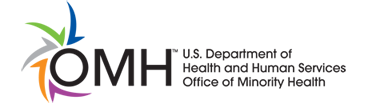 Office of Minority Health (OMH) Logo