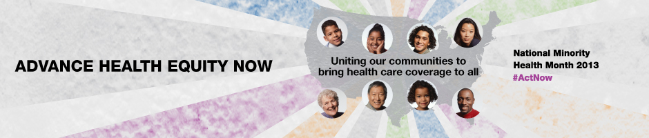 Health Equity Can't Wait. Act Now in Your Community!