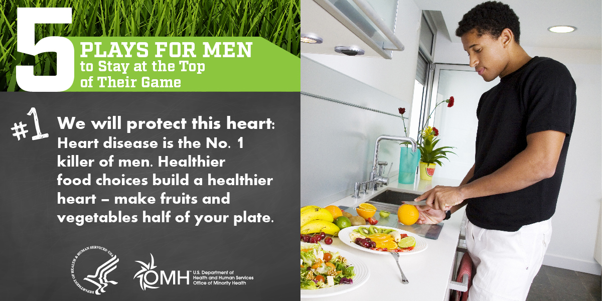 5 PLAYS FOR MEN