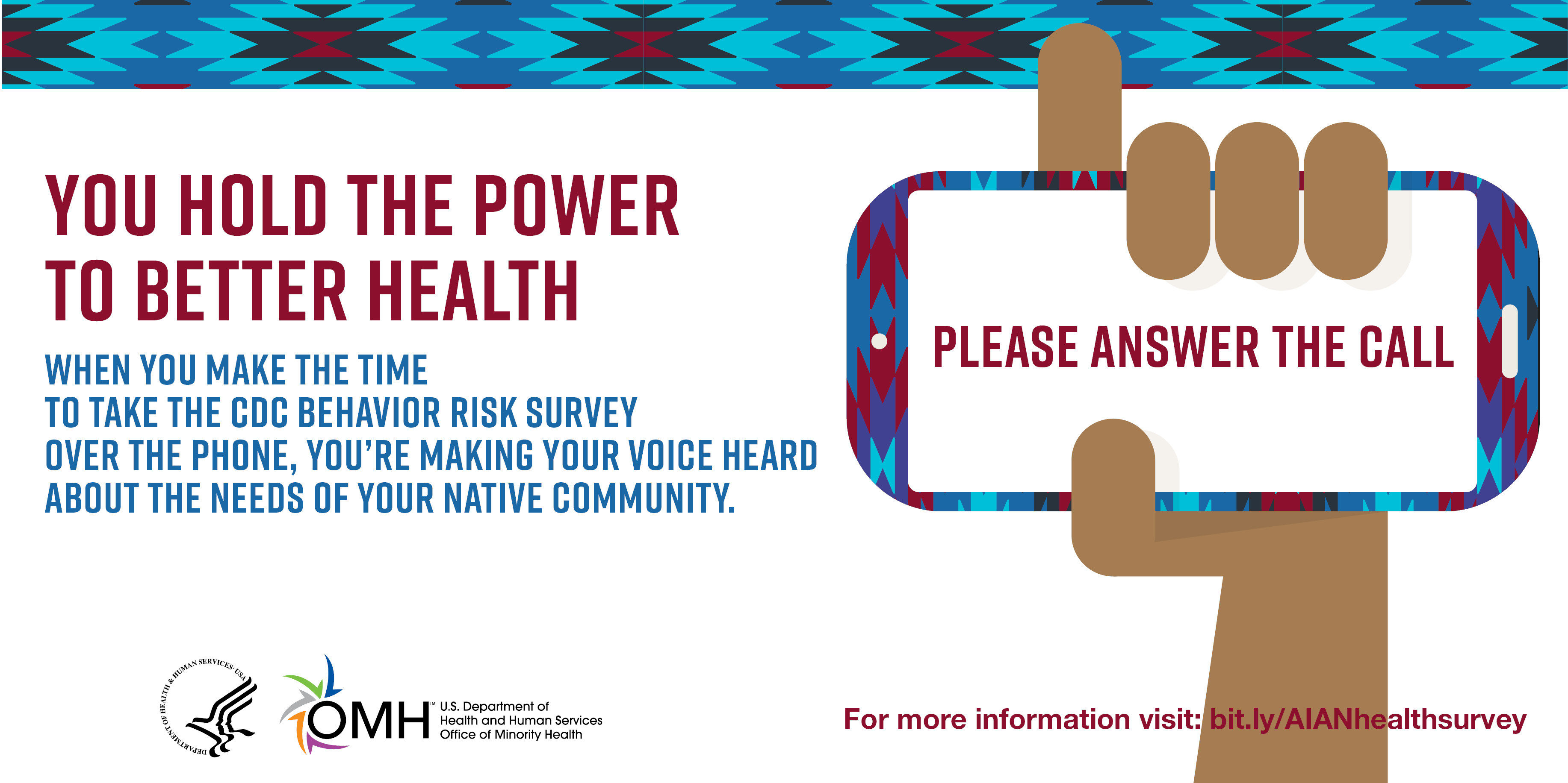 YOU HOLD THE PWER TO BETTER HEALTH 