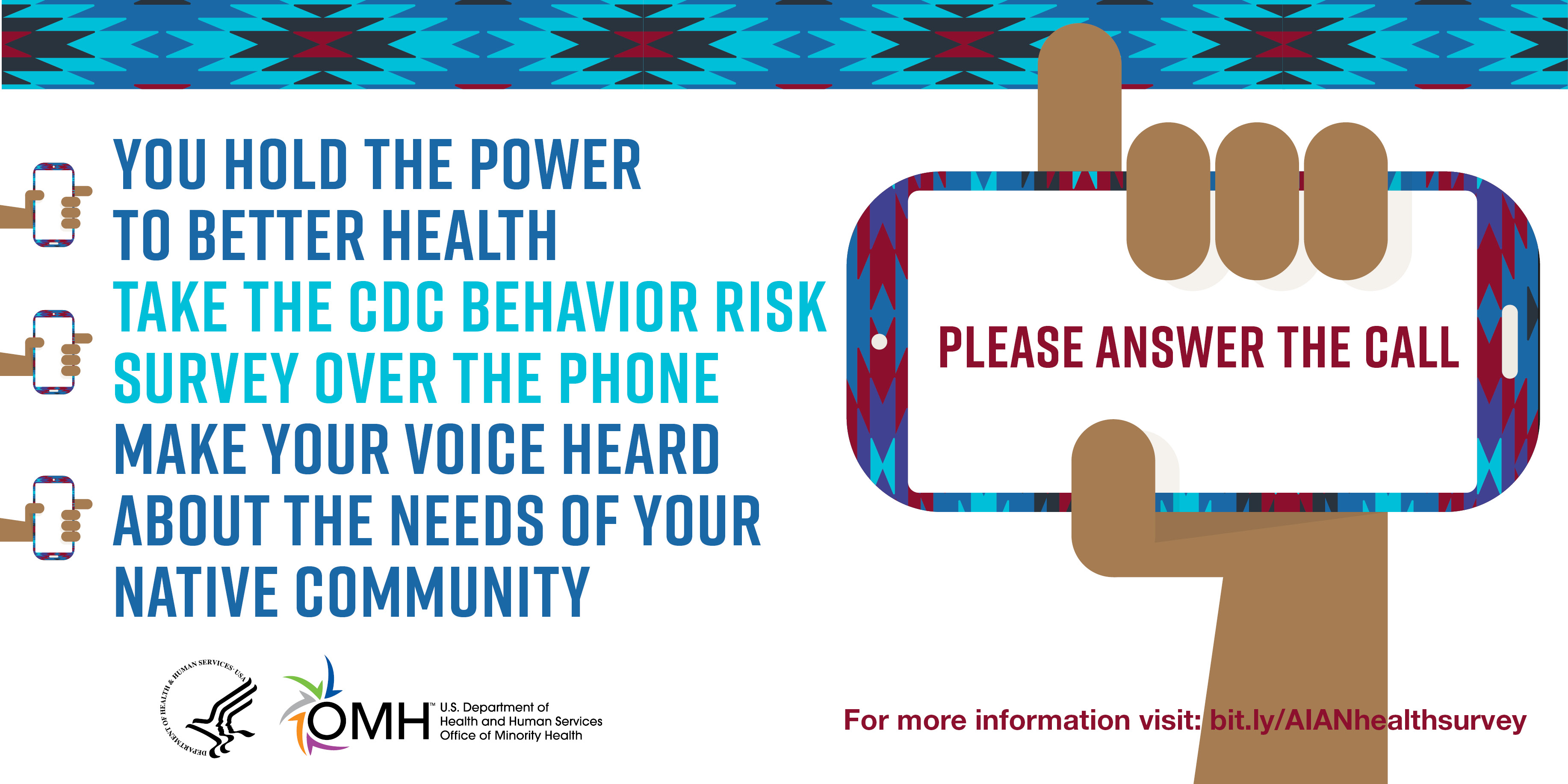You hold the power to better health 