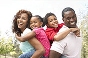 African American/Black family